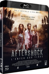 [Blu-ray] Aftershock, l'enfer sur terre