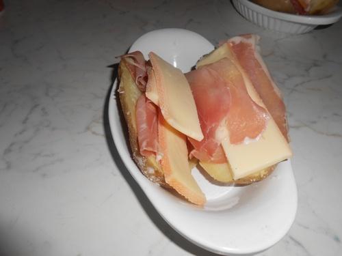 Patate Chaude