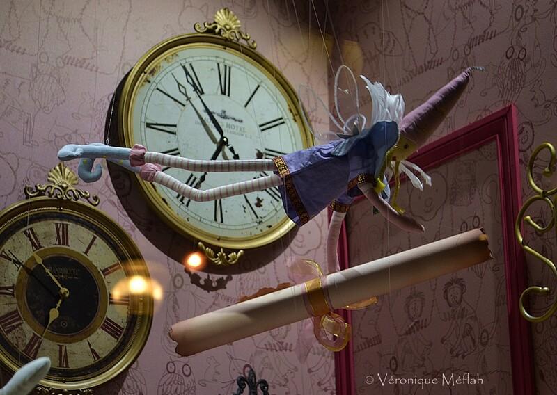 Galeries Lafayette Paris Haussmann : Il était une fois Noël : L'étrange invitation