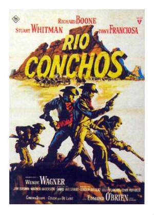 Rio Conchos (1964)