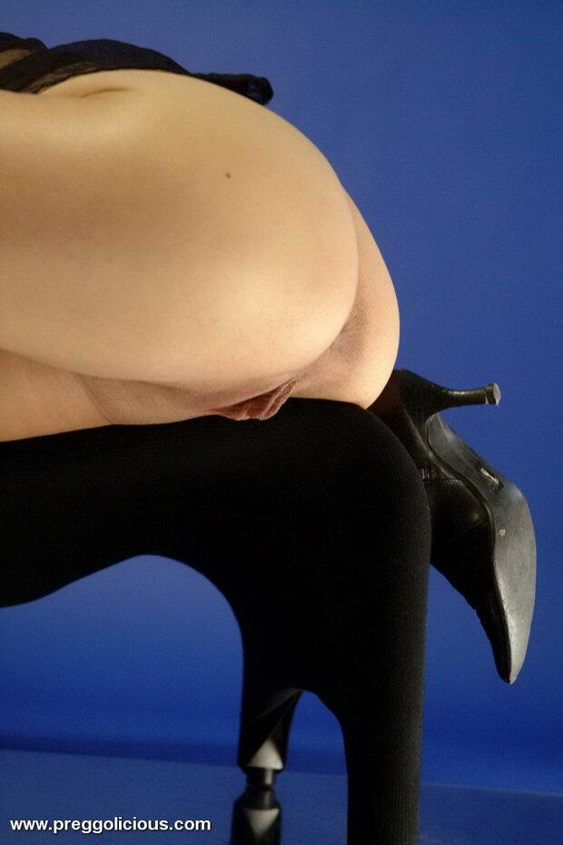 Preggo - Sexy en noir !