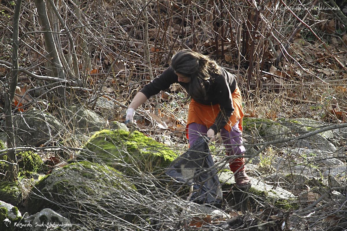 Quand être un protecteur de la nature passe pas d'éducation...
