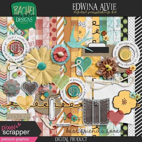 Edwina Alvie