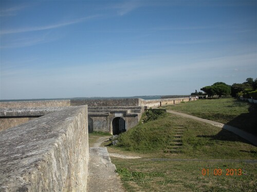 Le Chateau d'Oléron
