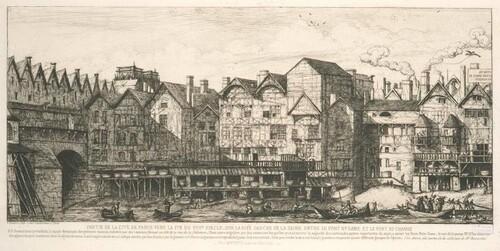 À quoi ressemblait un logement parisien au XVIIème siècle ?