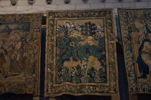 Les tapisseries de la cathédrale