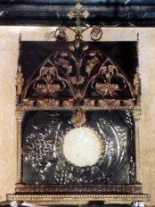Miracle Eucharistique Italie Mogoro 1604