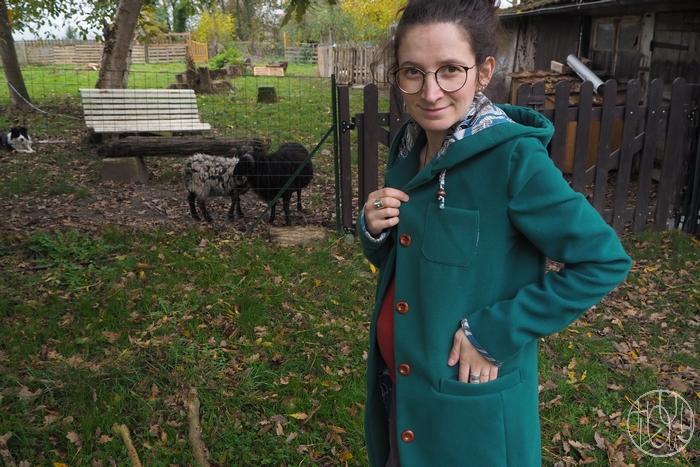 Mon manteau Carmen
