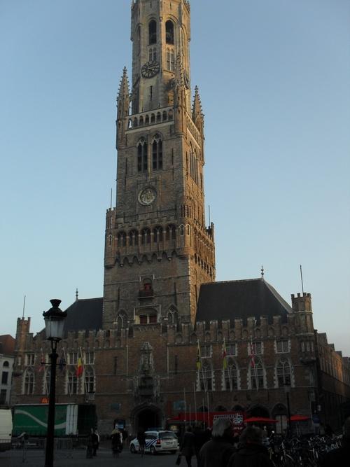 Ma folle journée à Bruges