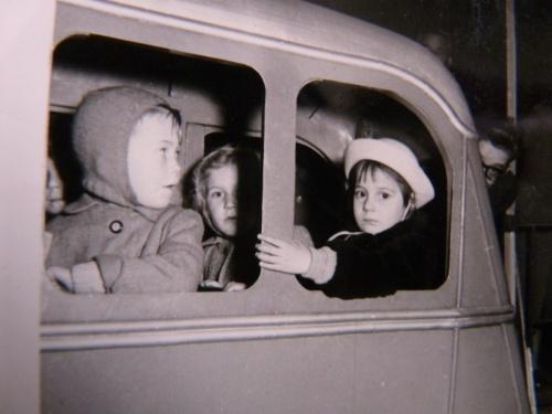 La foire de Rouen en 1954