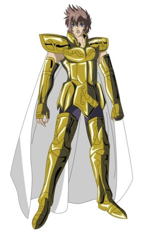 V - Armure du Lion (Leo Cloth)