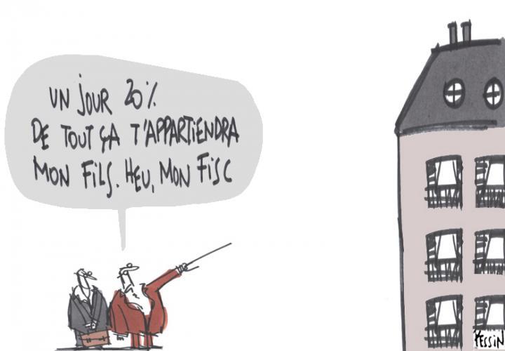 Differe Et Fractionnement Des Droits De Succession Encore Un