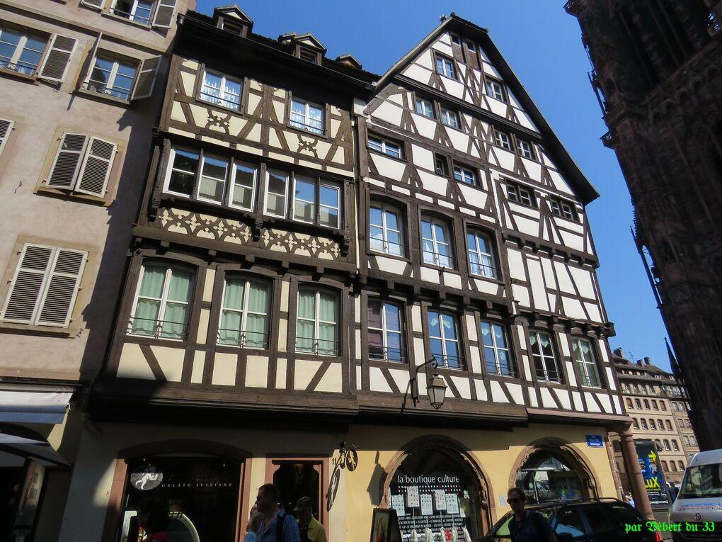 la cathédrale de Strasbourg - 2