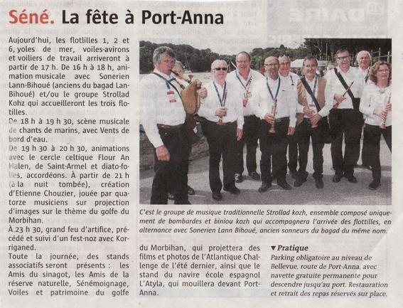 Fête de Port Anna