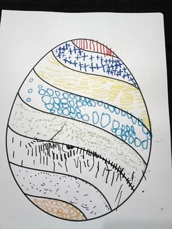 Nos activités manuelles de Pâques!