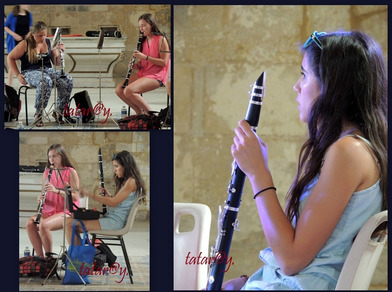 Quatuor de clarinettes. (Espagne). 1/