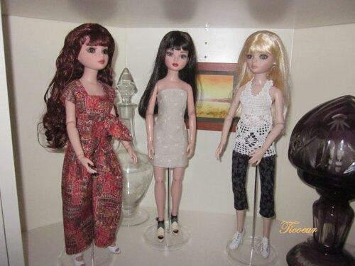 les jeunes dames