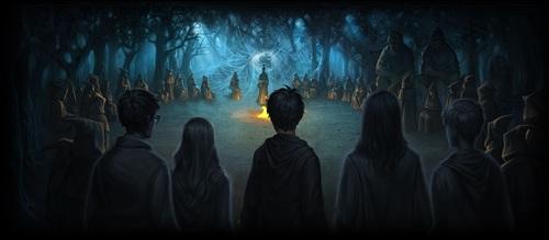 Livre 7, Chapitre 34, Retour dans la Forêt