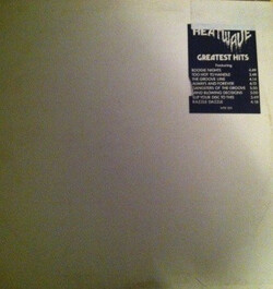 Heatwave - Greatest Hits - Complete LP