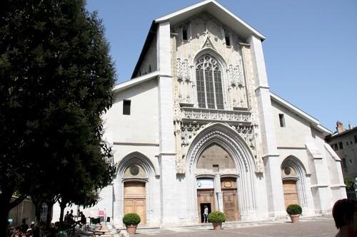 L'église saint François de Salles à Chambery