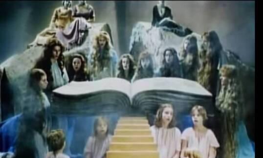 Parsifal-Syberberg-Scène du Graal