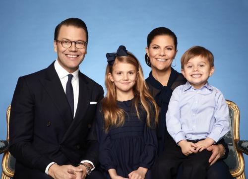 Nouvelles photos de la cour royale de Suède