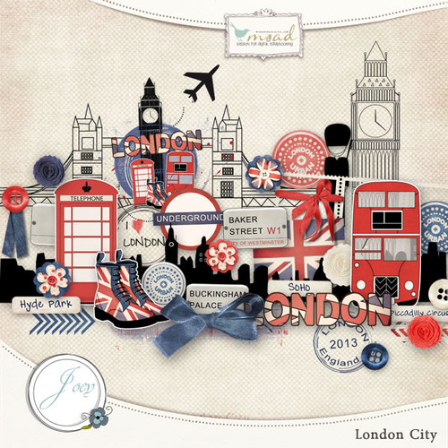 London City by JOEY