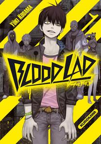 """Résultat de recherche d'images pour """"blood lad manga"""""""
