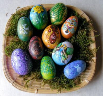 Ostara : Equinoxe du Printemps et fête de Pâques