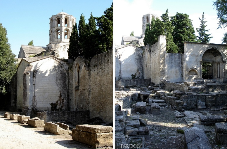Les Alyscamps - Arles