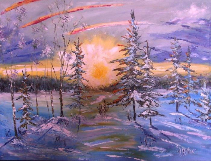 Artiste-impressionniste........... Valery Politov