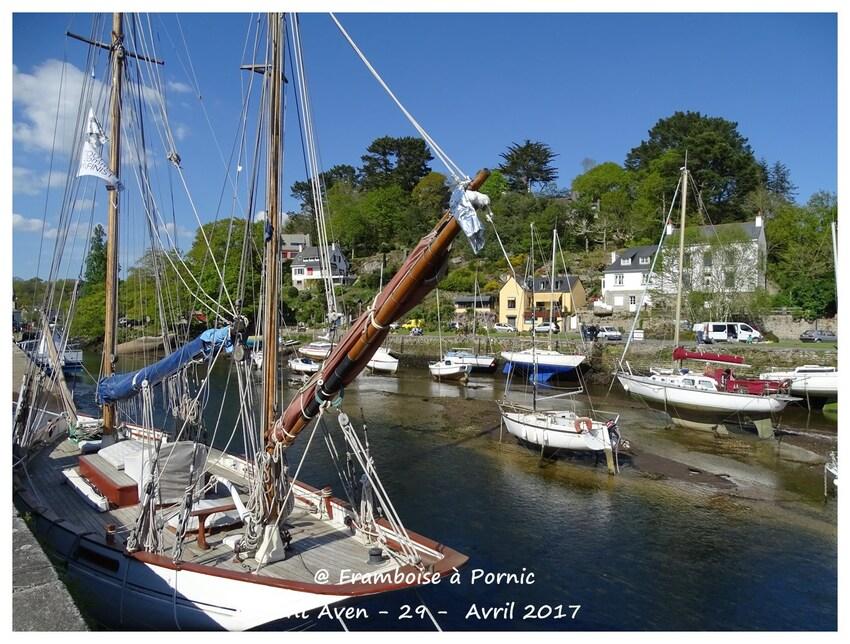 Pont Aven la cité des Peintres et de la Galette - 2017
