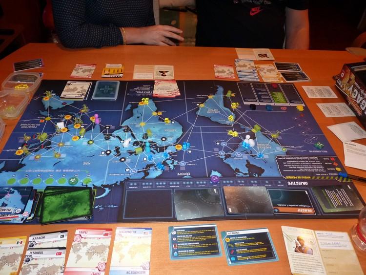 Pandémie Legacy (juin)
