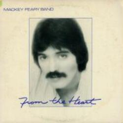 Mackey Feary Band - From The Heart - Complete LP