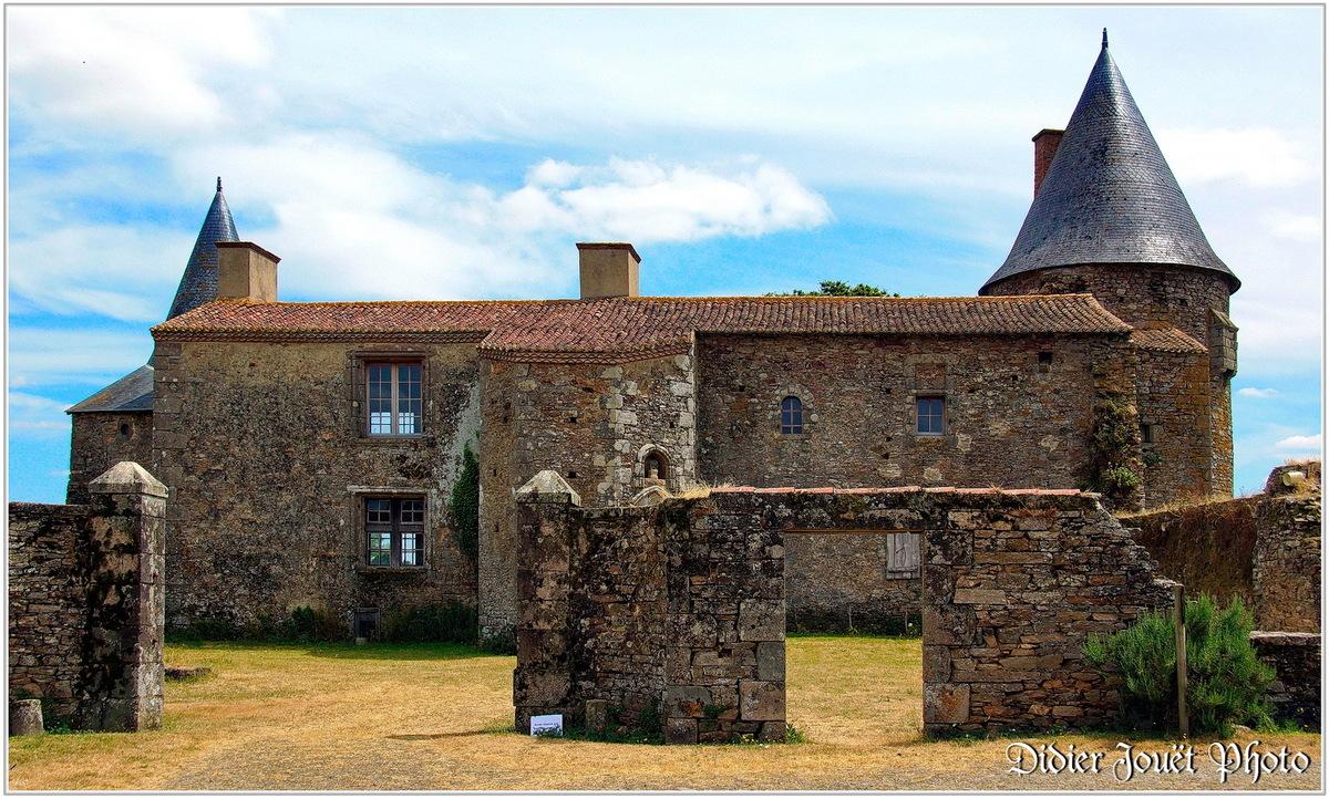 85 . Vendée - Saint Martin des Noyers (4)