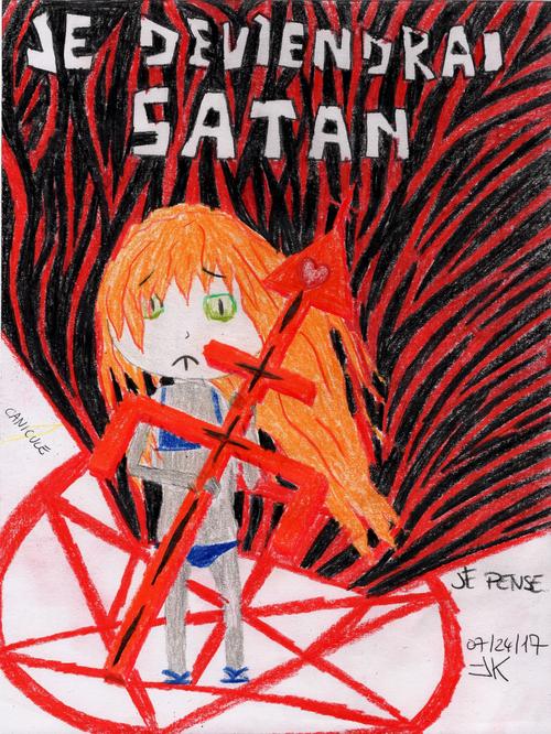 """Canicule - """"Je deviendrai Satan... Je pense..."""""""