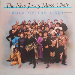 The New Jersey Mass Choir - Hold Up The Light - Complete LP