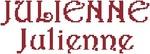 Dicton de la Ste Julienne + grille prénom   !
