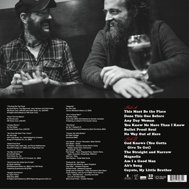 Sortie d'été: Iron and Wine and Ben Bridwell - Sing into my mouth (2015)