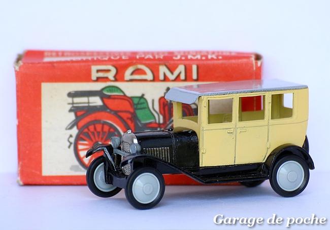 Citroën B2 1925 RAMI JMK