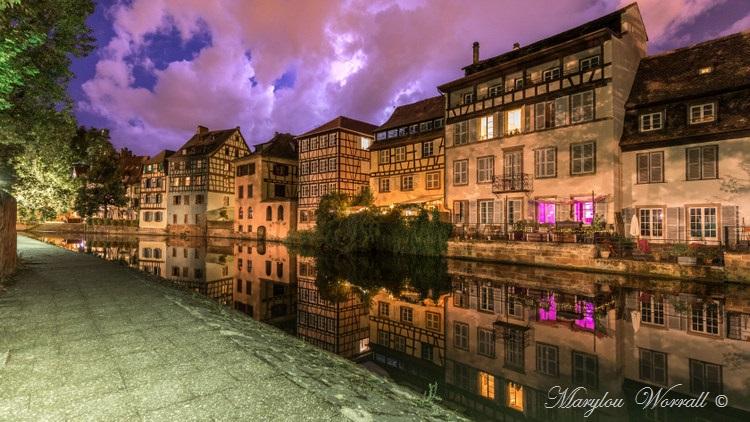 Strasbourg (67) Sortie nocturne