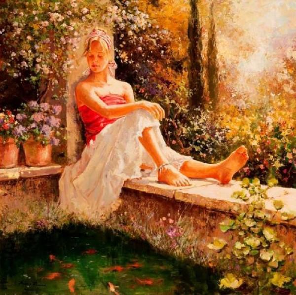 Peintures de :