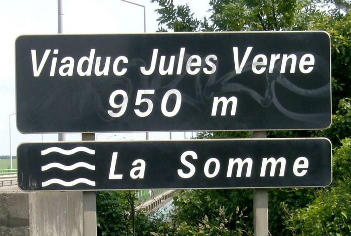 Le viaduc Jules Verne