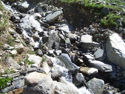 Topo Lac des Sources Inférieures