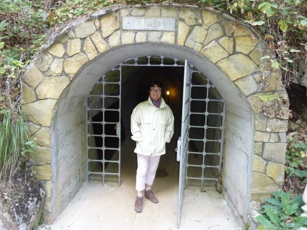 Jour 6 - Devin - La grotte 9
