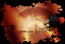 *** African Dance - Regis - TopGirlz-RELOADED ***
