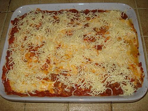 Lasagnes 7