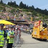Caravane Publicitaire Bic – Tour de France