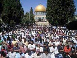 دعوة للرباط في القدس