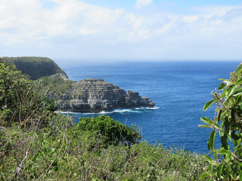 Croisière Caraïbes, embarquement et escale en Guadeloupe